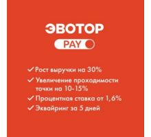 Эвотор.PAY для магазинов игрушек